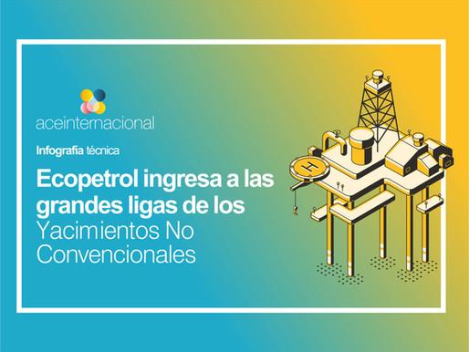 """Infografía: Ecopetrol ingresa a las grandes ligas de los """"Yacimientos No Convencionales"""""""