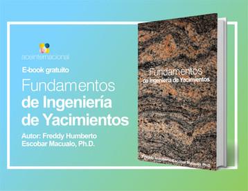 Fundamentos de Ingeniería de Yacimientos. Un E-Book Gratuito.