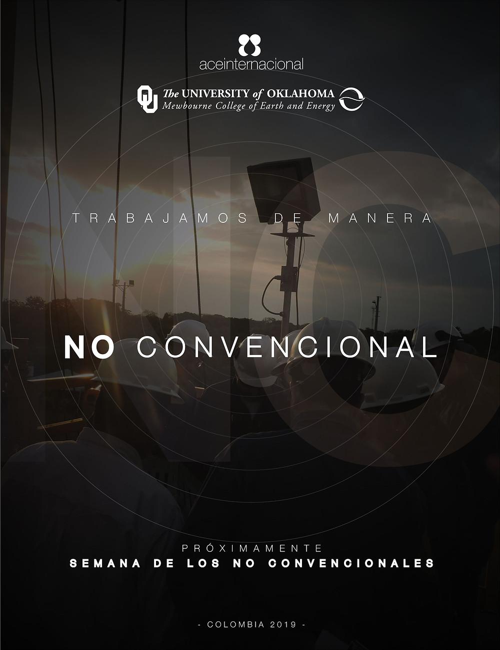 Curso Medellín Colombia ACE Internacional - Yacimientos No Convencionales