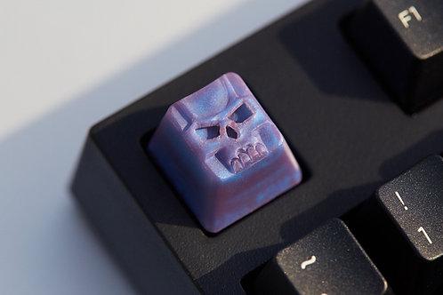 Clack Factory Cobalt MKII Skull for Cherry MX