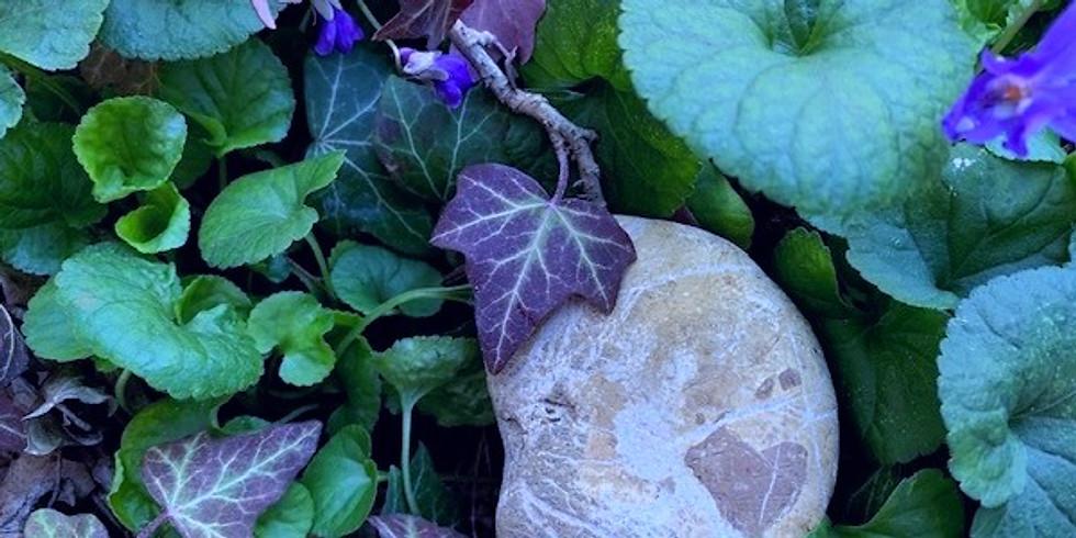 Natur Atelier Land Art  -  Herbst Erde