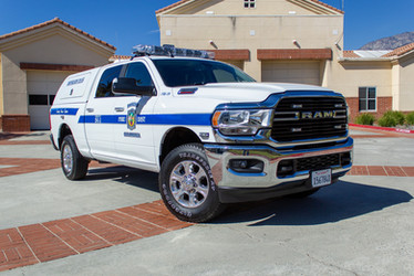 Rancho Cucamonga Fire Department Command Truck