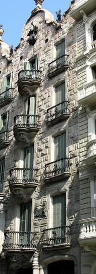 026 Casa Calve - Gaudi.JPG