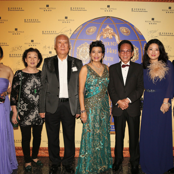 "2016「微笑滿載全球」慈善晚宴 ""Around the World with a Smile"" Sheen Hok Gala Dinner 2016"