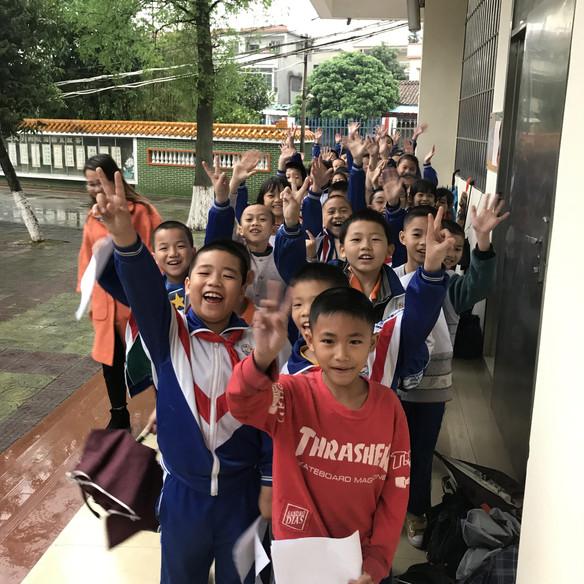 善學弱視工程(江門新會)義診篩查活動 2017 Sheen Hok Amblyopia Project Screening Day in Jiangmen Xinhui