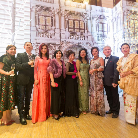 俄羅斯的輝煌慈善晚宴,香港 2015 Sheen Hok Charity Gala Dinner in Hong Kong