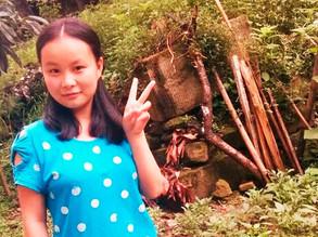 來自大巴山深處的女孩平凡夢想 The dream of a girl living deep in the Daba mountain range