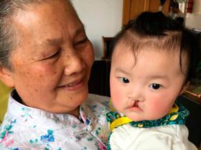 奶奶的小葉子Grandma's little leaf