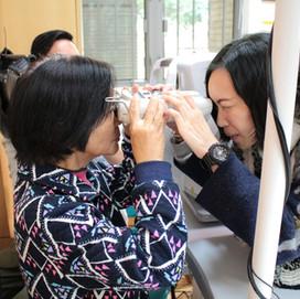 關宣卿愉翠長者鄰舍中心長者關愛活動 Sheen Hok Charitable Foundation Kwan Shon Hing Yu Chui Neighbourhood Elderly Centre – Elderly Care Day