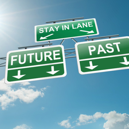 ARE YOU OPTIMIZING YOUR FUTURE OR YOUR PAST?