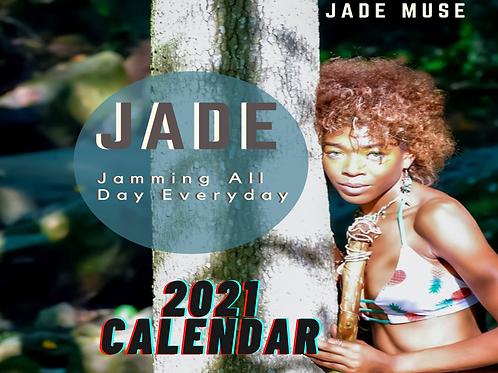 Muse 2021 Calendar