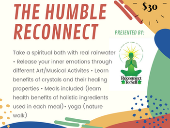 The Humble Reconnect ONE NIGHT ONLY RETREAT