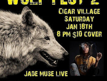 Jade Muse x WULF FEST 2
