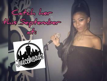 Jade Muse x Juiceheads ATL 09/22/18