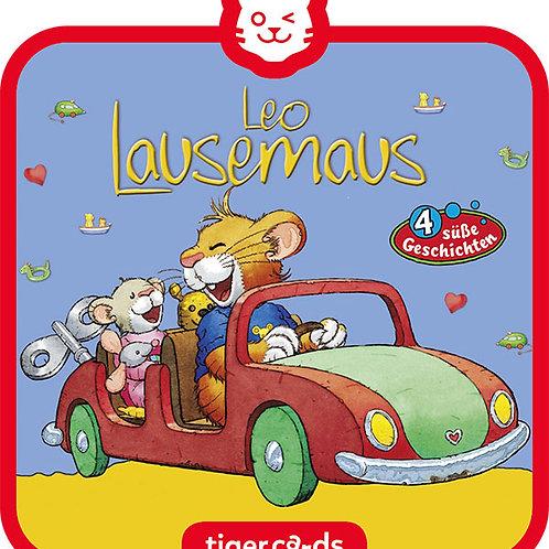 tigercard – Leo Lausemaus will nicht teilen
