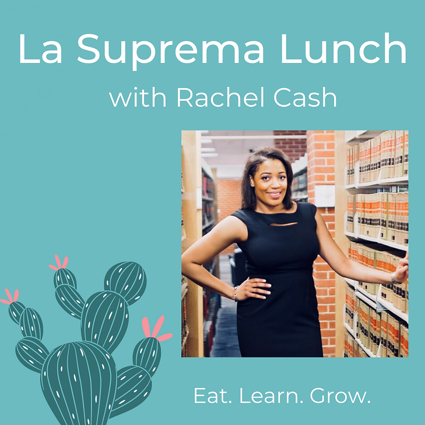 Privacy. Security. Work From Home. 2020. with Rachel Cash