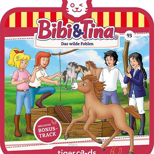 tigercard – Bibi und Tina –Das wilde Fohlen