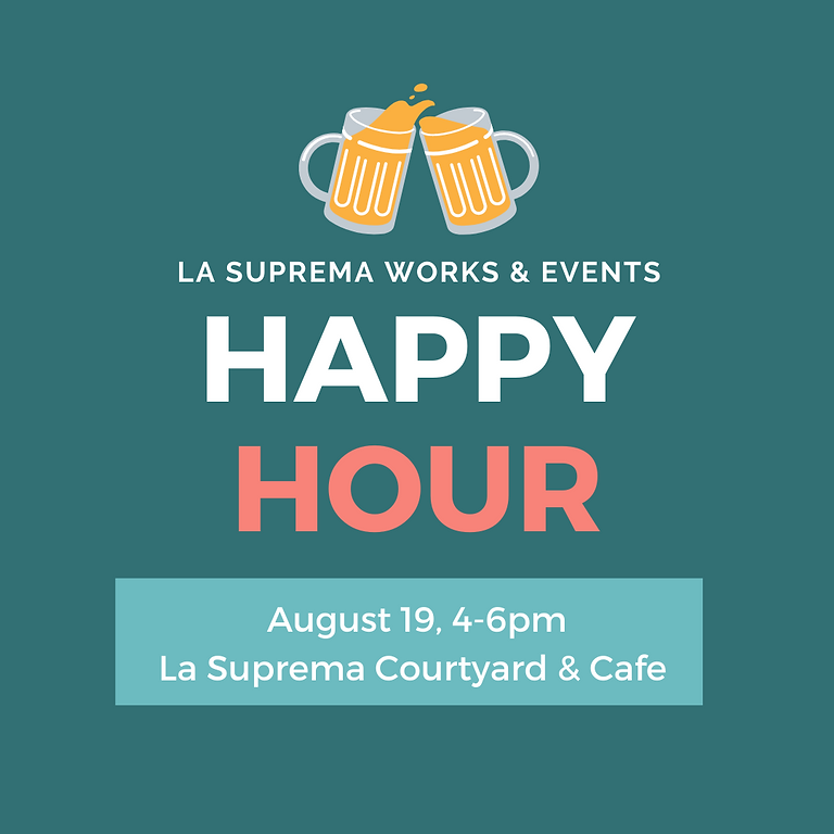 August Happy Hour!
