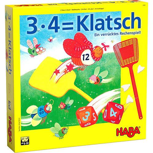 3 x 4 = Klatsch HABA