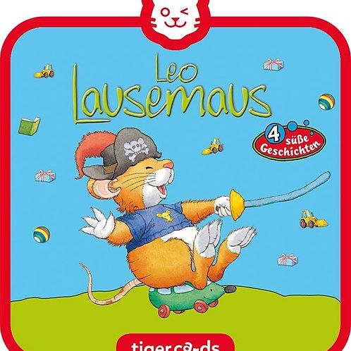 tigercard – Leo Lausemaus will nicht draussen spielen