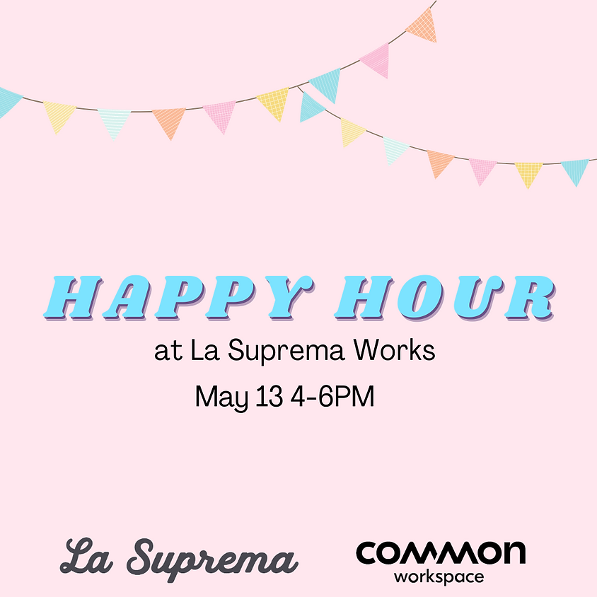 May Happy Hour!