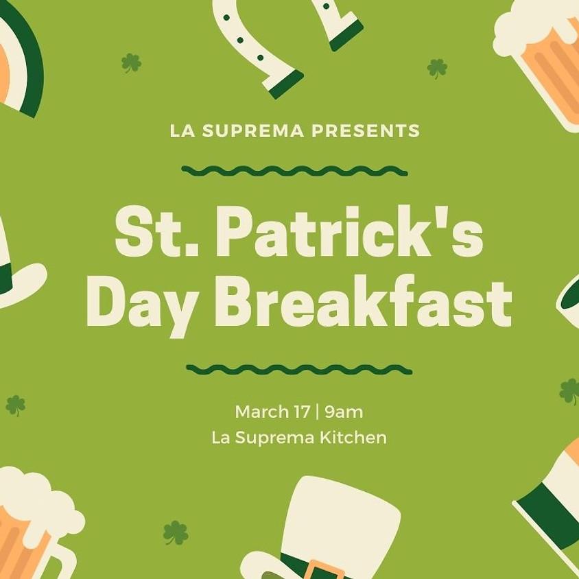 St. Patrick's Day Member Breakfast