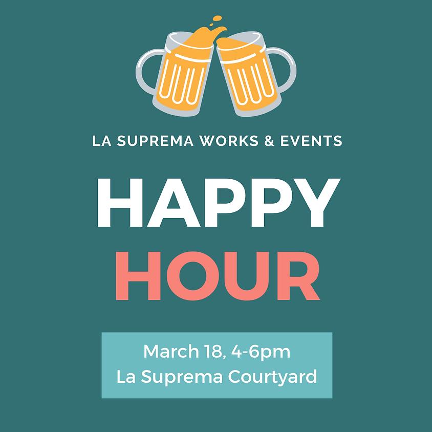 La Suprema Happy Hour