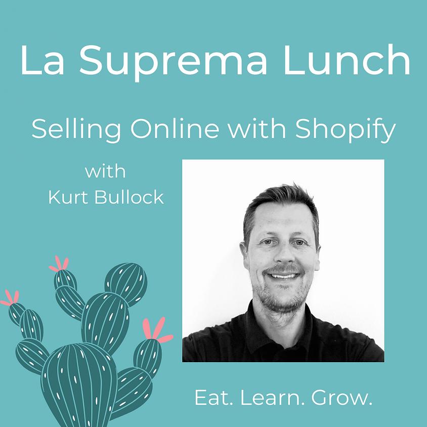 Selling Online with Kurt Bullock, Produce Dept.