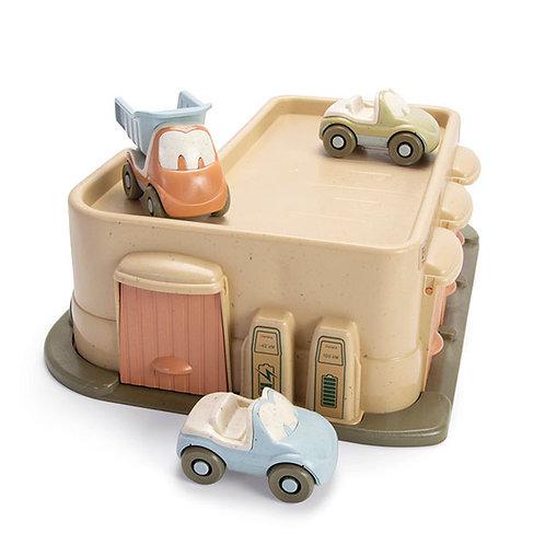 BIO Parkhaus mit 3 FunCars
