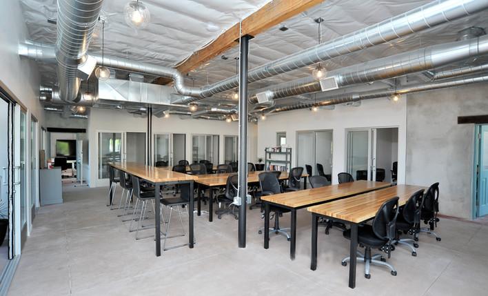 Dedicated Desk Area