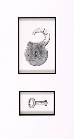 Lock and Key Series #1