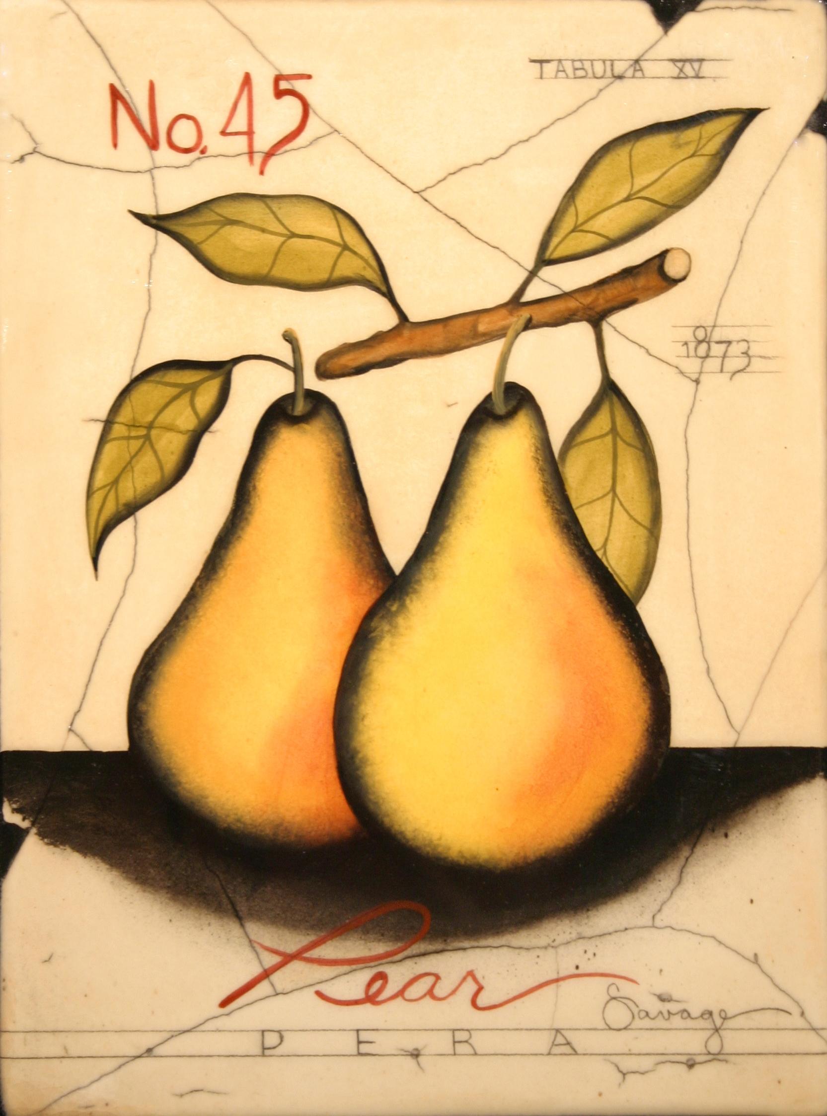 No. 45 Pear
