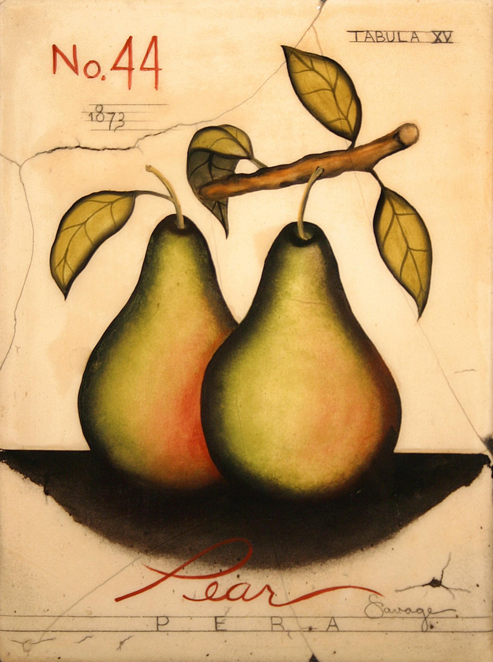 No. 44 Pear