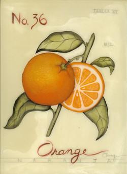 No. 36 Orange