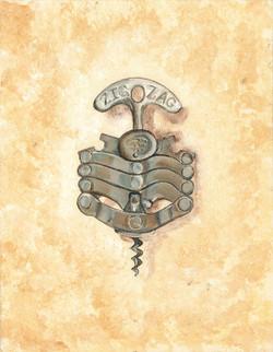 Corkscrew Series #1