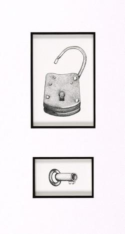 Lock and Key Series #4