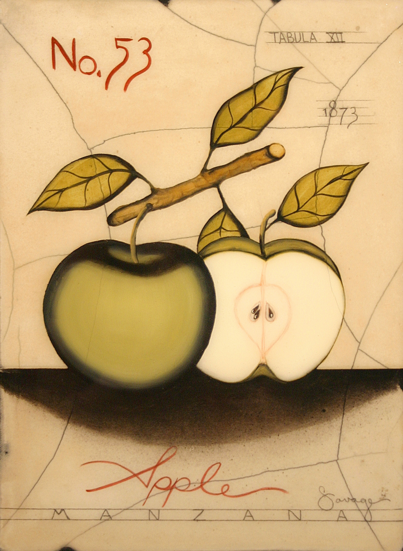 No. 53 Granny Smith Apple