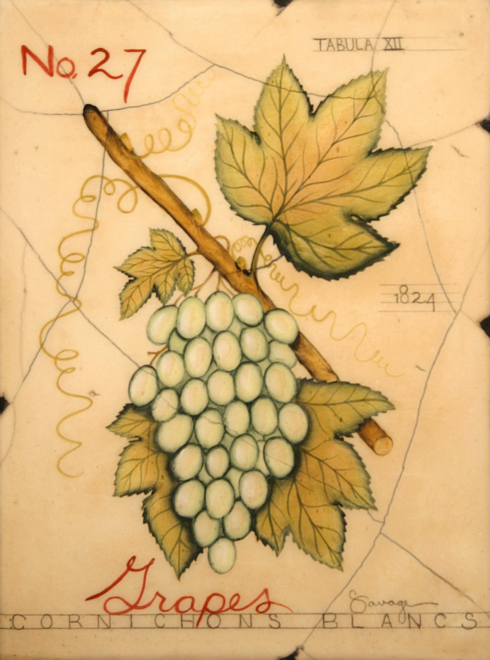 No. 27 Blanc Grapes
