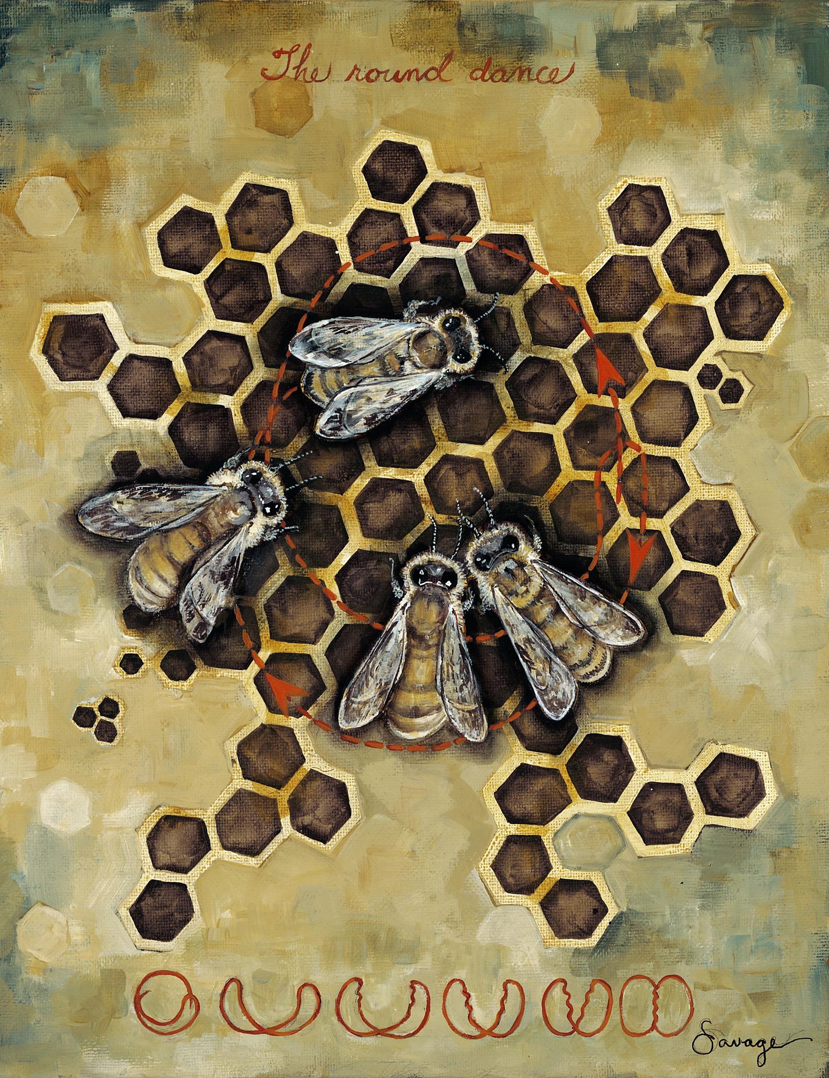 Bee Round Dance