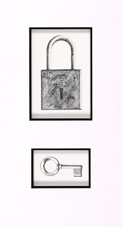 Lock and Key Series #2