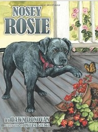 Nosey Rosie cover