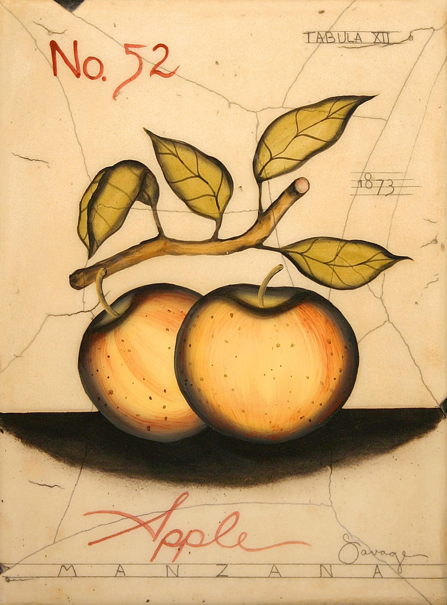 No. 52 Golden Apple