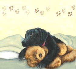 Nosey Rosie bedtime