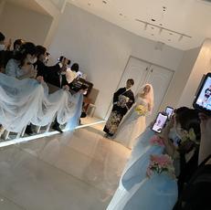 結婚式・コロナ対策!