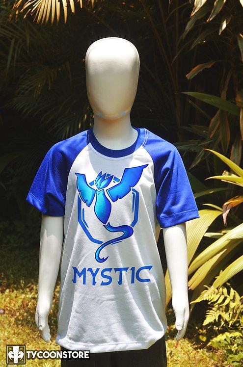 Camiseta Infantil - Team Mystic