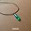 Thumbnail: Colar - Resina Verde #83