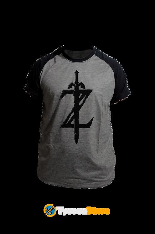 Camiseta Mescla - Zelda