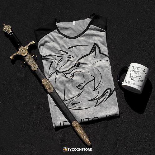 KIT - The Witcher Série (Camiseta e Caneca)