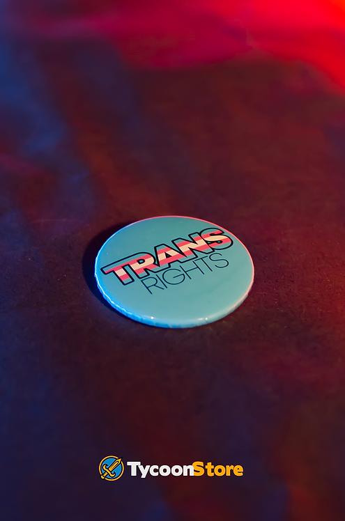 Botton - Trans Rights LGBT