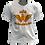 Thumbnail: Camiseta Branca - Mãe Maravilha